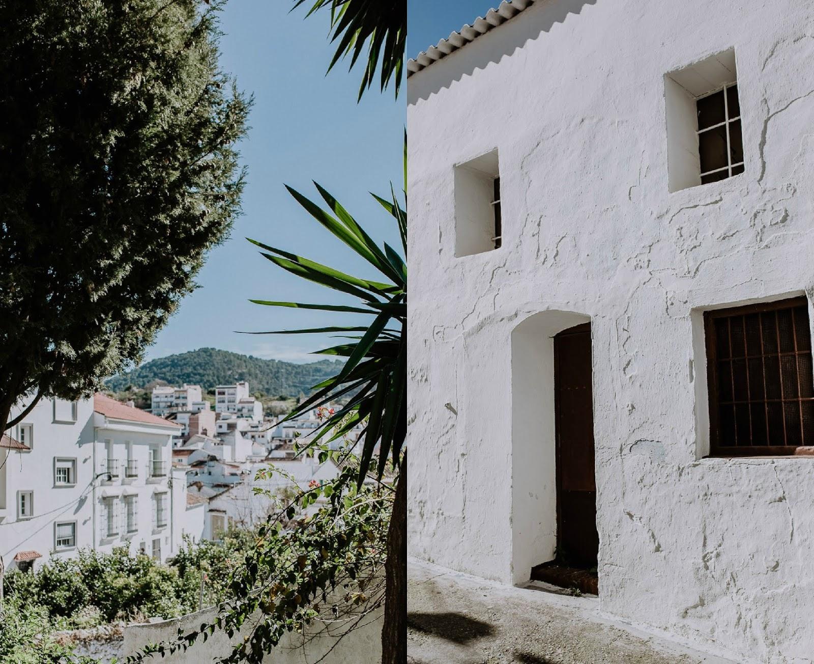 Monda in Andalucia