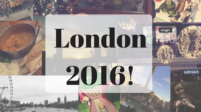 london christmas 2017