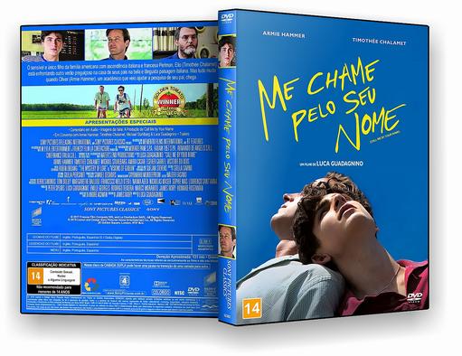 DVD – Me Chame.pelo Seu Nome 2018 – ISO