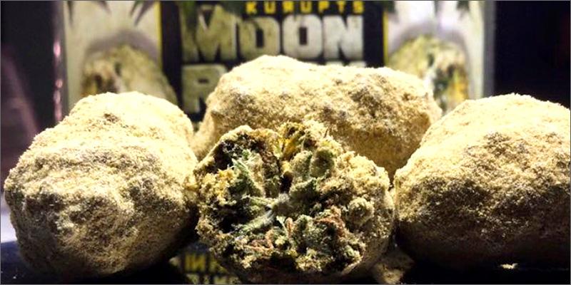 Kurupt's Moonrock: The most potent form of marijuana worlwide  - 420