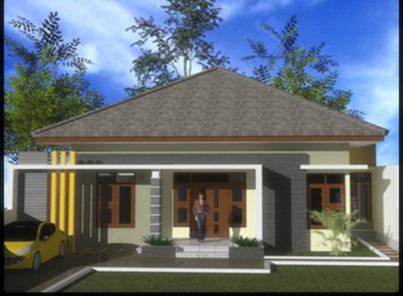 50 model atap rumah minimalis yang cantik nan menawan desainrumahnya com