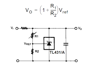 block diagram of 78xx voltage regulator