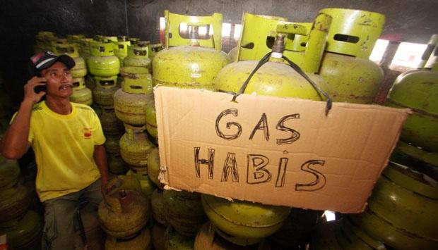 Waduh Harga Eceran LPG 3 Kg di Subang Capai Rp 25 Ribu