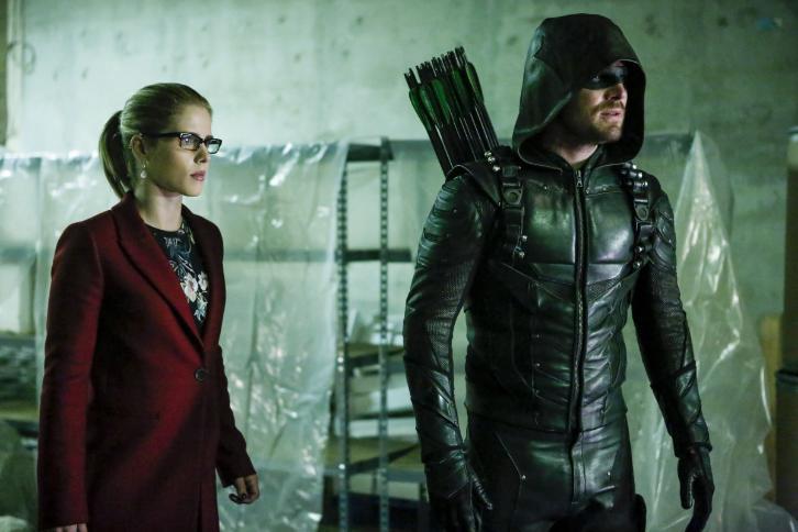 Arrow - Episode 5.10 - Who Are You? - Promos, Sneak Peek, Interviews, Promotional Photos & Press Release