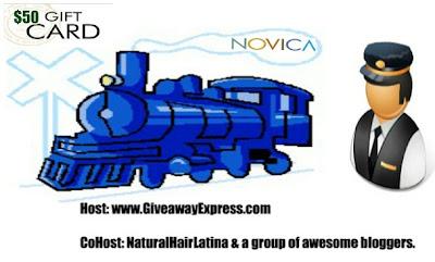 Giveaway: $50 Novica Gift Card