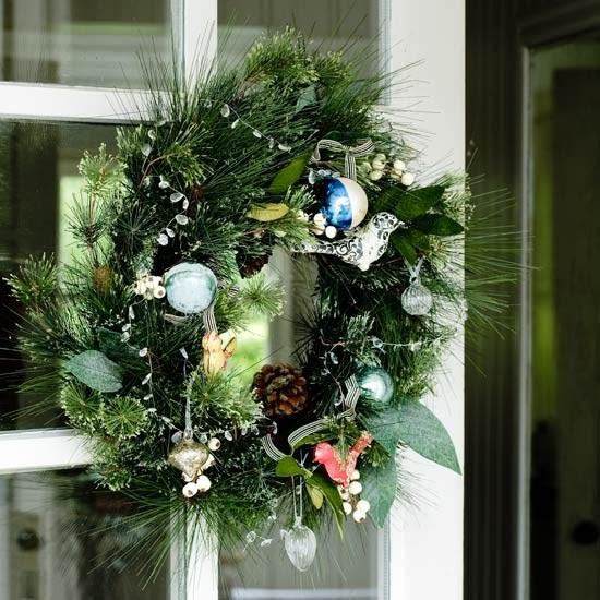 New Home Interior Design Country Christmas Decorating Ideas