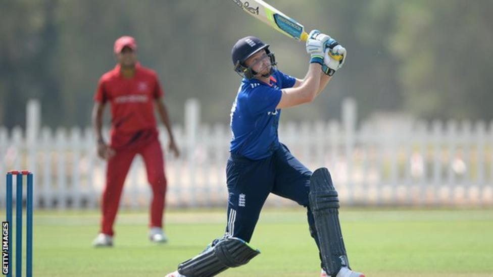Pakistan v England Jos Buttler can rediscover form Eoin Morgan