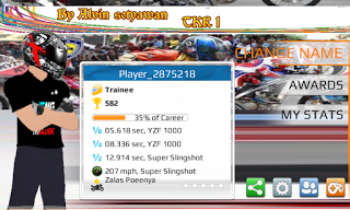 Drag Bike Indonesia Apk Mod Terbaru 2016-1
