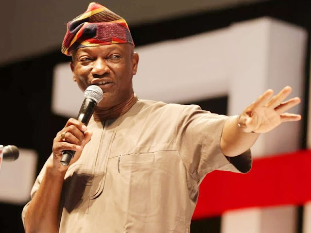 Pharaoh Let My People Go  Agbaje Blasts Tinubu Over 'Tight-Hold' Of Lagos Since 1999