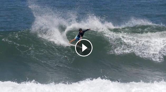 Amatriain Brothers Surfing en casa