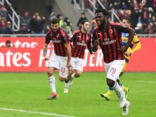 Hasil Milan vs Parma 2-1: Comeback Manis Rossoneri