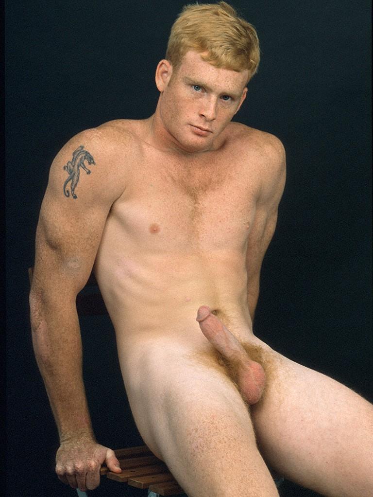 Gay Blond Porn Star
