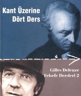 Gilles Deleuze - Immanuel Kant - Kant Uzerine Dort Ders