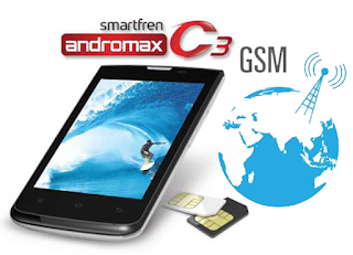 Cara Menggunakan Internet GSM di Andromax C3