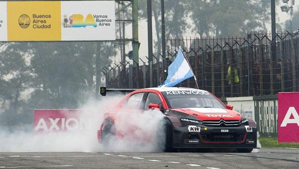 Citroën Total WTCC Buenos Aires