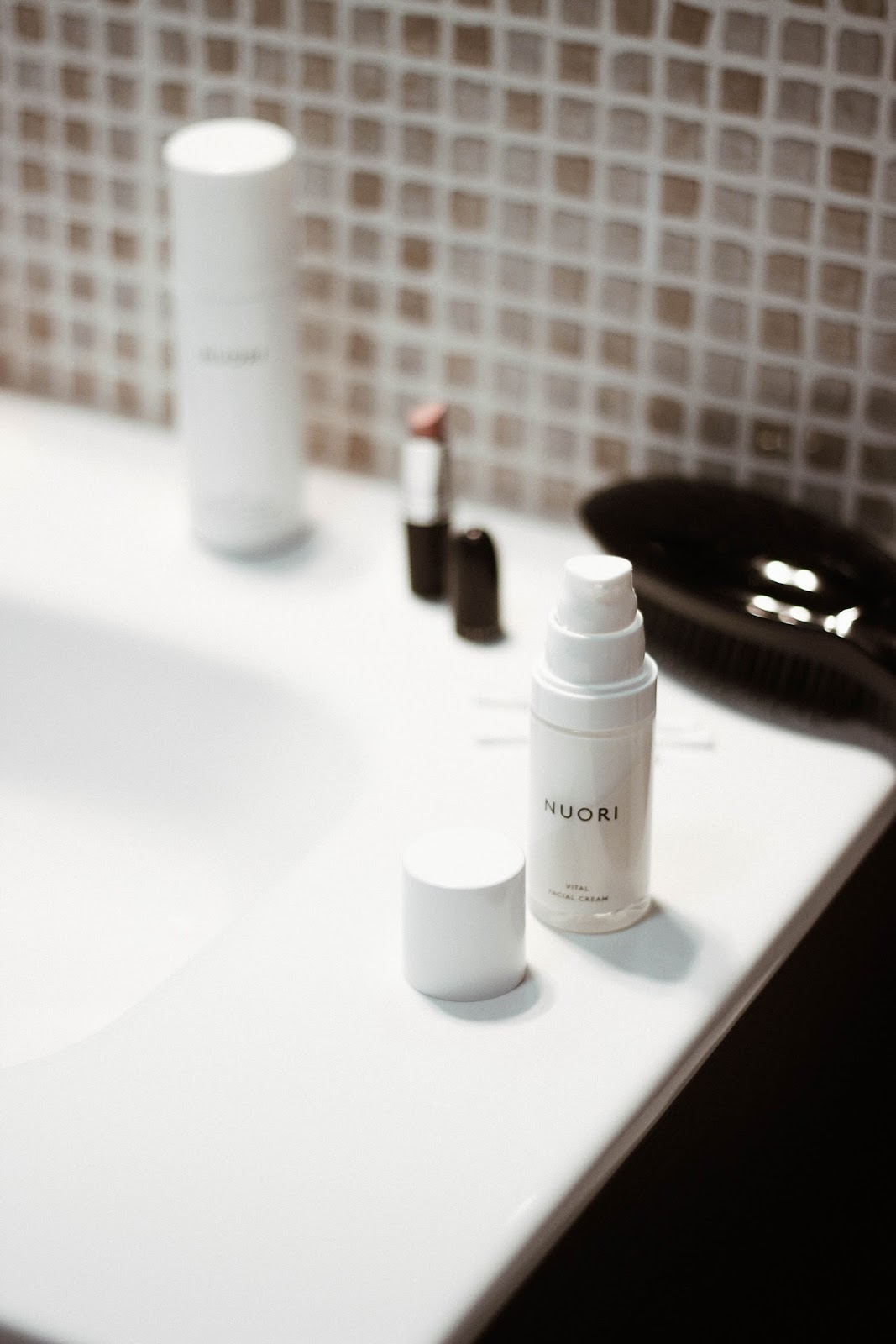 NUORI SKIN CARE ROUTINE