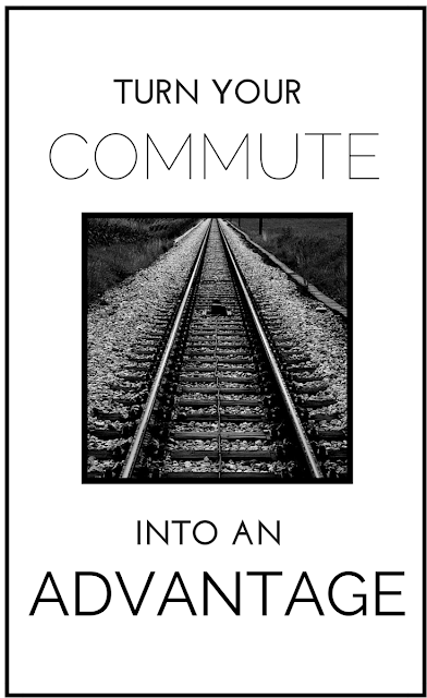 Make your daily commute into a  valuable, healthy and productive time for you to work on your life OUTSIDE of work and actually make it better! Tap here for great ideas to improve your life and maybe even see your commute as an incredible advantage!