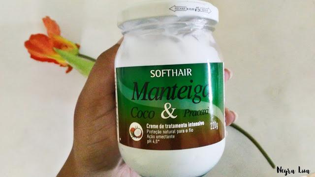 Manteiga Capilar - Coco e Pracaxi