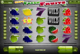More Fresh Fruits slot game