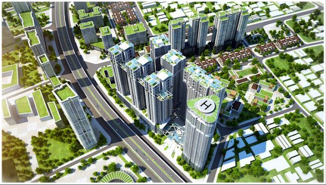 đô thị mới Đại Kim Nguyễn Xiển
