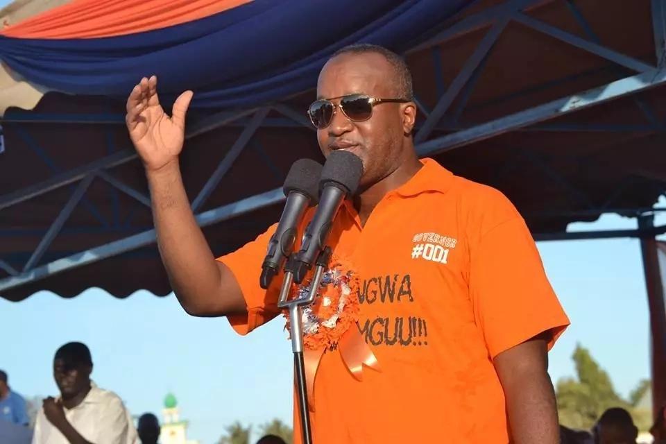 Evans Kidero Hassan Joho