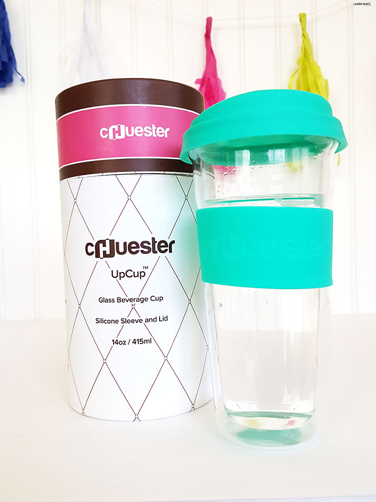 Drinking water and staying stylish has never been easier! Find out how you can get your hands on these adorable, eco-friendly cups from Chuester today! #Chuester