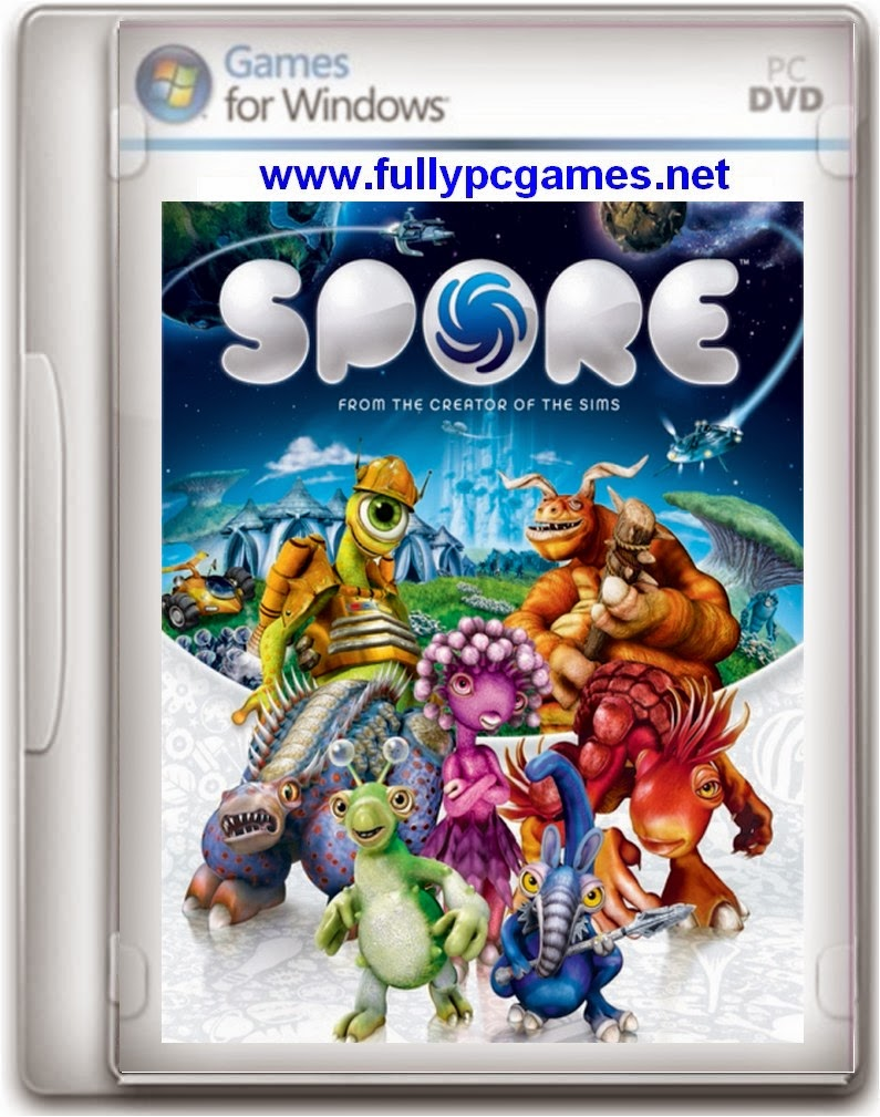 Free spore full game download.