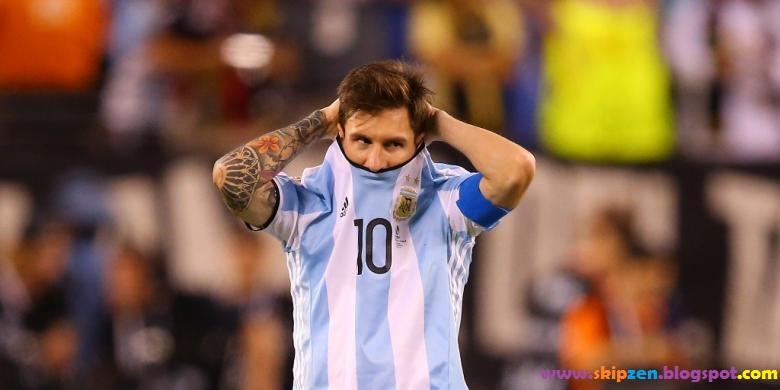Akankah Pelatih Argentina Bisa Datangkan Messi, Untuk Kualifikasi Piala Dunia 2018