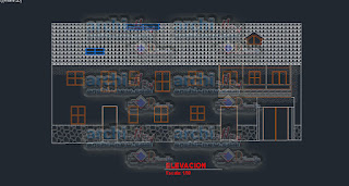 download-autocad-cad-dwg-file-choquechaca-colonial-house