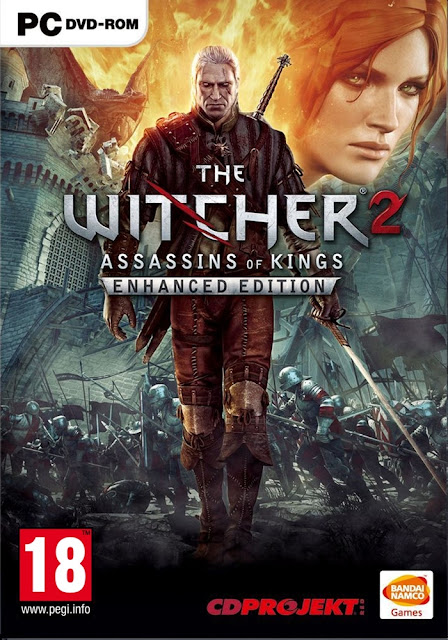 The Witcher 2 Assassins Of Kings Enhanced Edition (game pc)