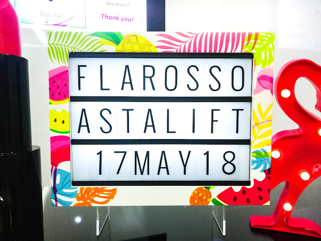 {flarosso by Astalift} Review x Makeup Launch!