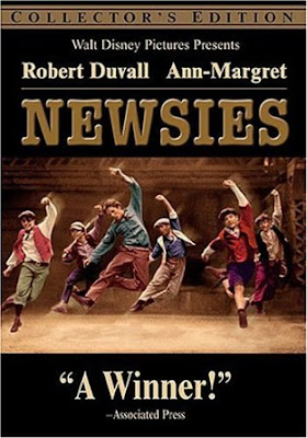 Learning activities inspired by the musical Newsies.