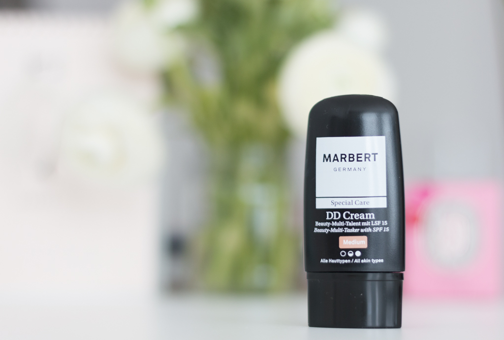 Beautypress News Box April 2016 Marbert DD Cream