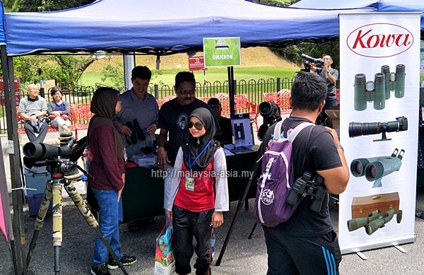 Kowa Binoculars Scope Malaysia