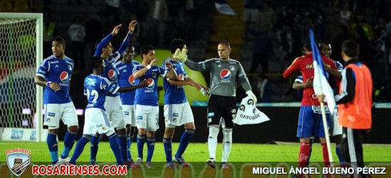 Millonarios venció a Pasto y sigue en carrera por el título | Rosarienses, Villa del Rosario