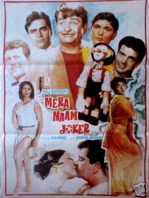 Mera Naam Joker 1970 Hindi 720p BRRip 1.5GB