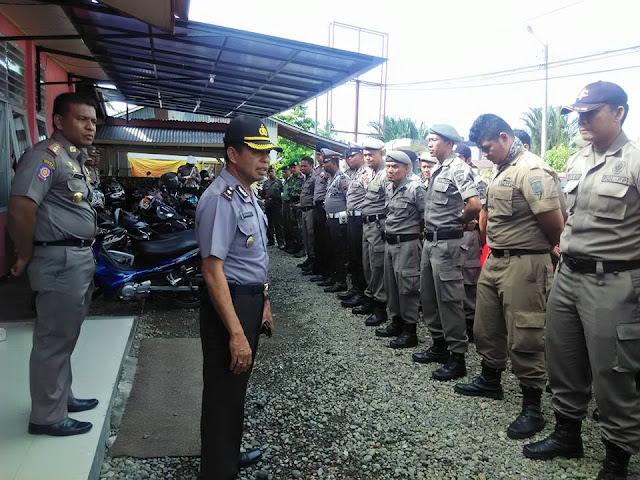 Resahkan Masyarakat, Pol PP Pariaman Akan Serahkan Pedagang Petasan ke Polisi