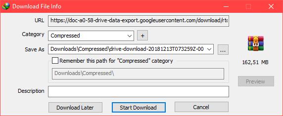 Cara Download Banyak File di Google Drive Sekali Klik