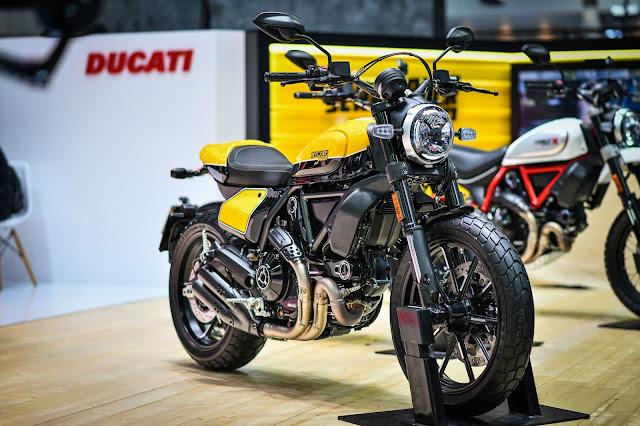 ดูคาติเปิดตัว 7 รุ่นใหม่ในงาน Motor Expo 2018