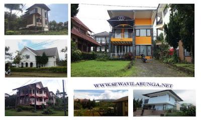 Villa Satu Rumah Terbaik Di Lembang
