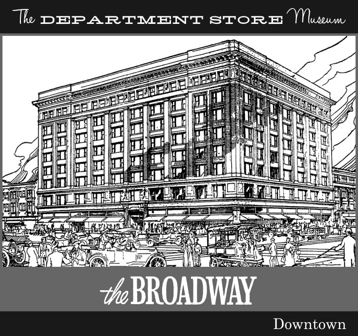 The Department Store Museum The Broadway Los Angeles California