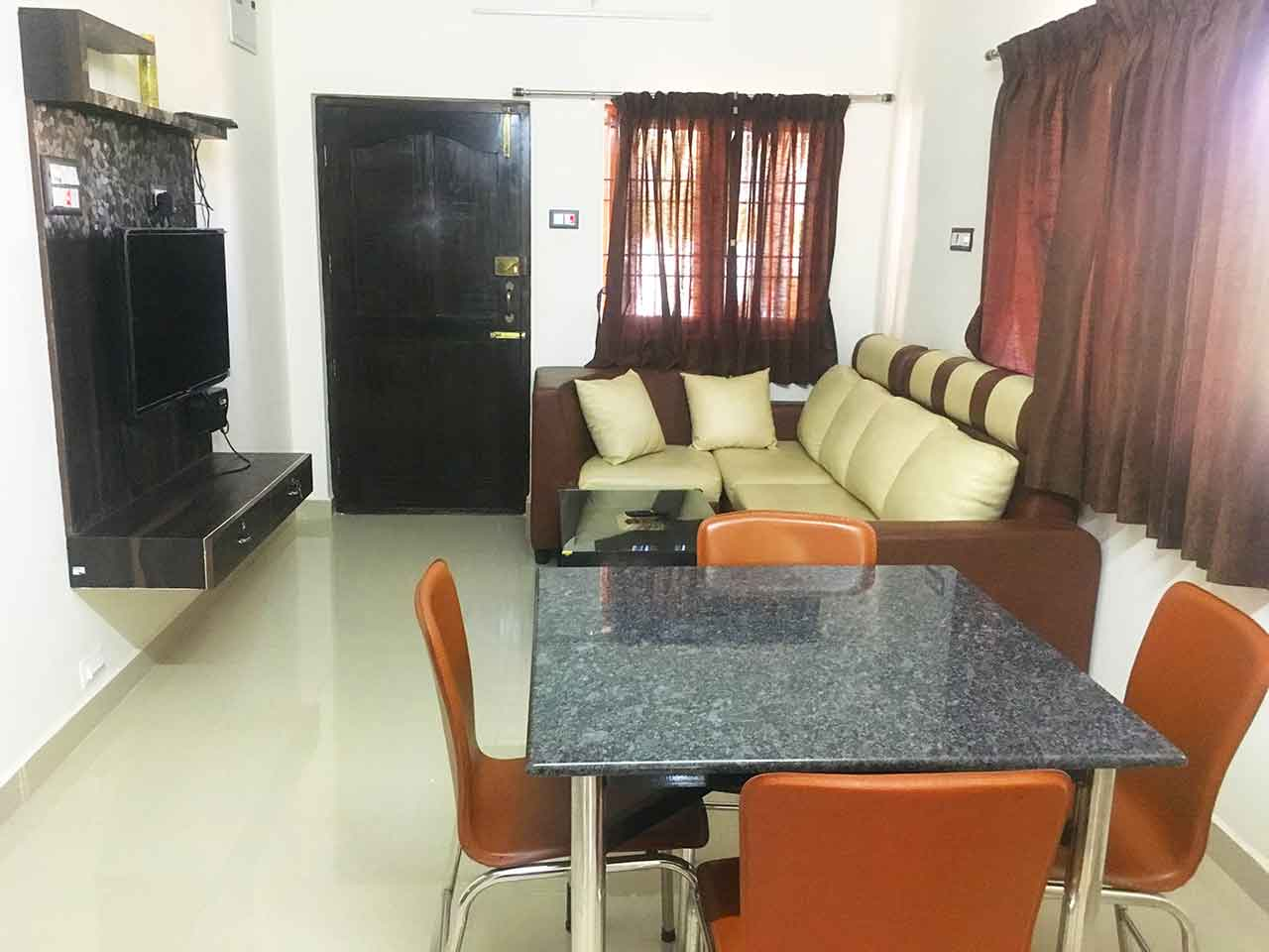 springfield homestays in yelagiri hills