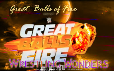 WWE Great Balls of Fire 2017