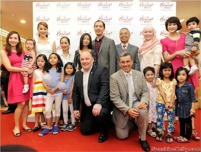 Hamleys Toy Shop In Malaysia , hamleys, toys store, toys, hamleys bear, celebrities, belinda chee, sheila majid, Sheah Nee Iman Lee, dynas mokhtar, Noor Azlin Ishak