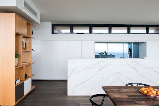 rather this modern kitchen design had to sit in the space a kitchen
