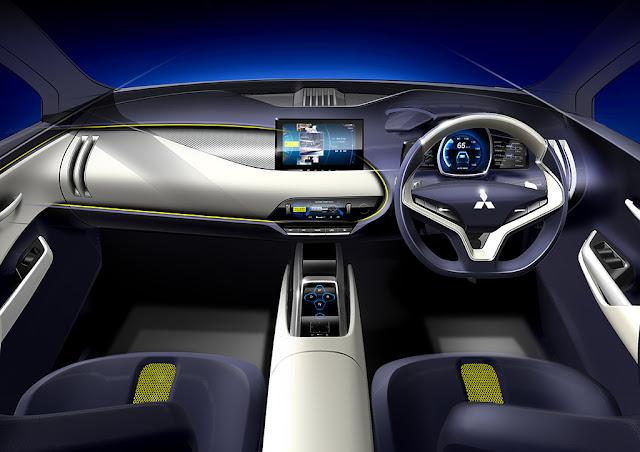 Mitsubishi XM MPV Crossover Concept To Make Debut At GIIAS 2016