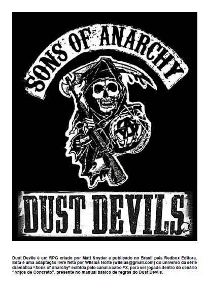 Dust Devils - Sons of Anarchy