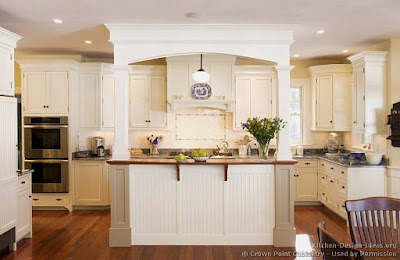 Kitchen Design White Cabinets