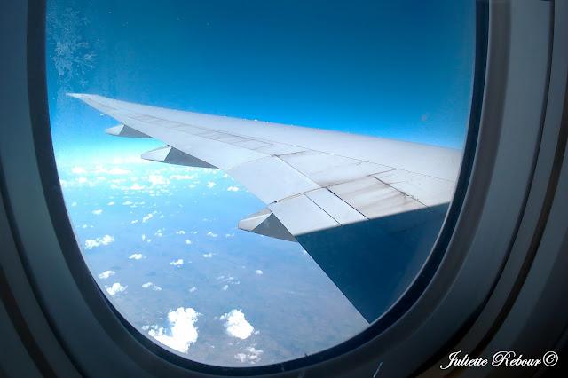 Voyage en avion au Pérou
