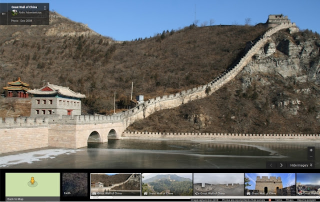 https://www.google.co.uk/maps/place/Great+Wall+of+China/@40.332809,116.477651,3a,75y,90t/data=!3m8!1e2!3m6!1s-jJ9IwVxoums%2FVtHkCycrTKI%2FAAAAAAAAOTI%2FNzoqmj0JcOI!2e4!3e12!6s%2F%2Flh6.googleusercontent.com%2F-jJ9IwVxoums%2FVtHkCycrTKI%2FAAAAAAAAOTI%2FNzoqmj0JcOI%2Fs129-k-no%2F!7i3456!8i2304!4m2!3m1!1s0x35f121d7687f2ccf:0xd040259b950522df!6m1!1e1?hl=en